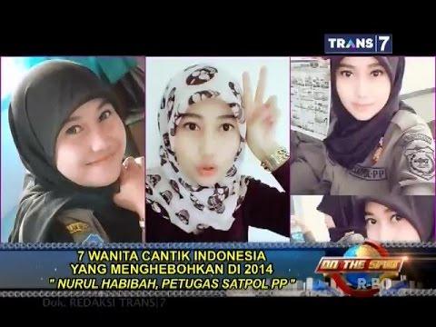 On The Spot - 7 Wanita Cantik Indonesia yang Menghebohkan di 2014