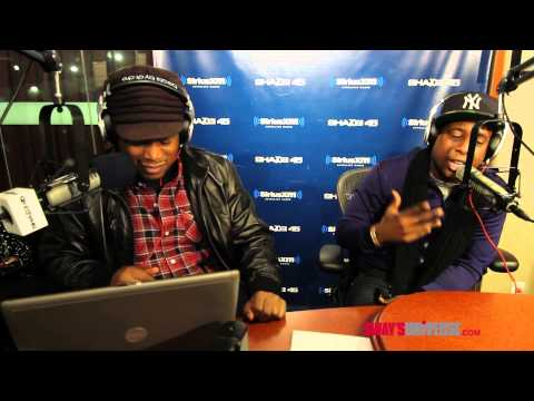 Talib Kweli Freestyle On Sway In The Morning!