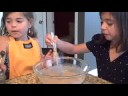 Hannah and Zaina Cook with Diana