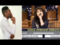 WHEEL OF MUSICAL IMPRESSIONS ALESSIA CARA REACTION  REVIEW -