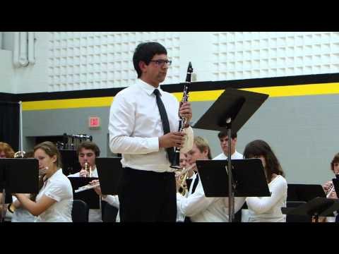 East Troy High School Band - Trevor Kent (Finale 060214)