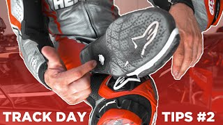 Pro Racer Explains Proper Foot Positioning! (Track Day Tips #2)