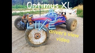RC Buggy / Drivers View / Fahrersicht / DHK Optimus XL / by RC DuStY