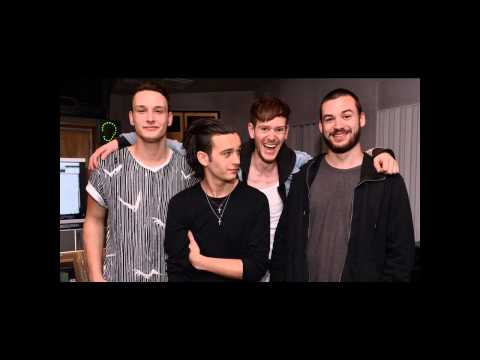 The 1975 - Settle Down (Live Zane Lowe)