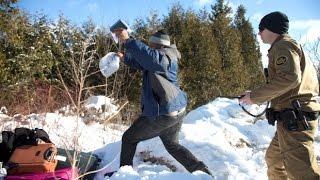 Канада 962: Канадские пограничники о потоке нелегалов
