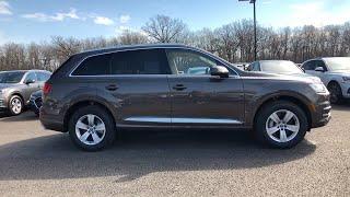 2019 Audi Q7 Lake forest, Highland Park, Chicago, Morton Grove, Northbrook, IL A190229