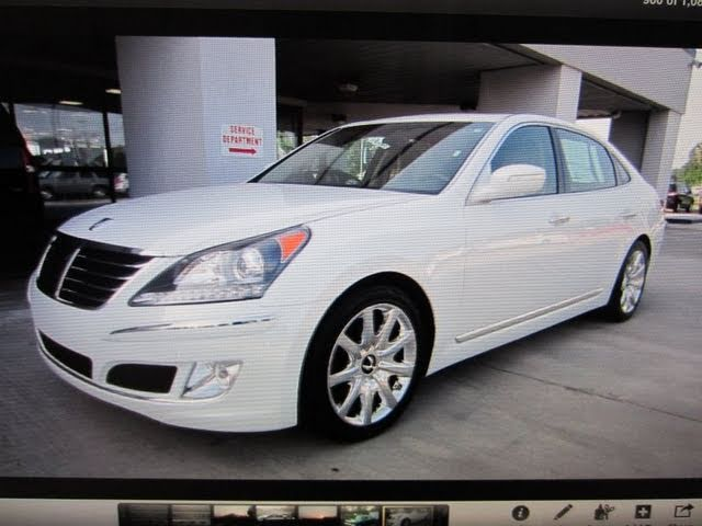 2011 Hyundai Equus Ultimate Start Up, Engine, and In Depth ...