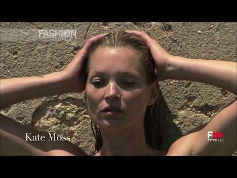 "Kate Moss, Isabeli Fontana, Natasha Poly for the ""Pirelli Calendar 2012″ part 2 by FashionChannel"