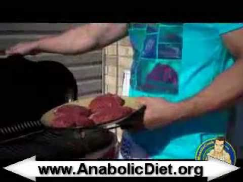 Anabolic Diet - Red Meat!