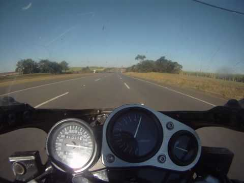 GSXR 1100 W 300km/h