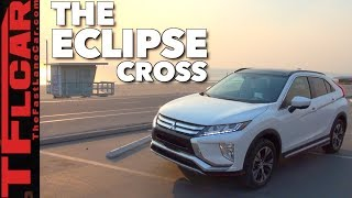 Is This The Crossover You Want? 2018 Mitsubishi Eclipse Cross Review