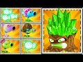 All Pea Plants & Torchwood Power-Up! in Plants vs Zombies 2