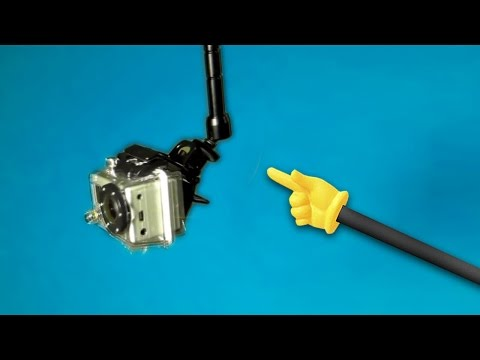 GoPro Hero 3 - SHARK CLIP - Camera Clamp