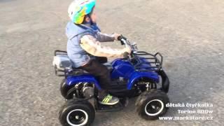 Dětská čtyřkolka Torino 800w