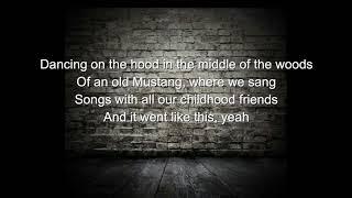 Anne Marie - 2002    Lyric Video, Lirik Lagu
