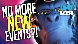 Overwatch - No More NEW EVENTS?!