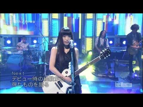 ♪Faith miwa @LM2014.02