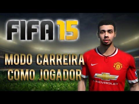FIFA 15: Carreira como Jogador #01 - Construindo uma Lenda