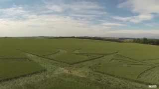 Very Weird Formations Appear Near Stonehenge