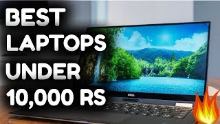 Top 5 Best LAPTOPS Under 10,000 | Best Laptops Under 10000 | Laptops Under 10,000