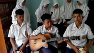 Persahabatan Rumah Bujang Cover By Anak SMPN 12 Kota Serang