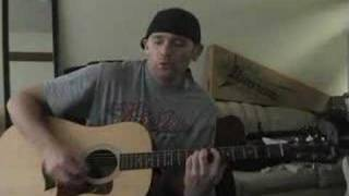 Gary Allan - Watching airplanes (acoustic)