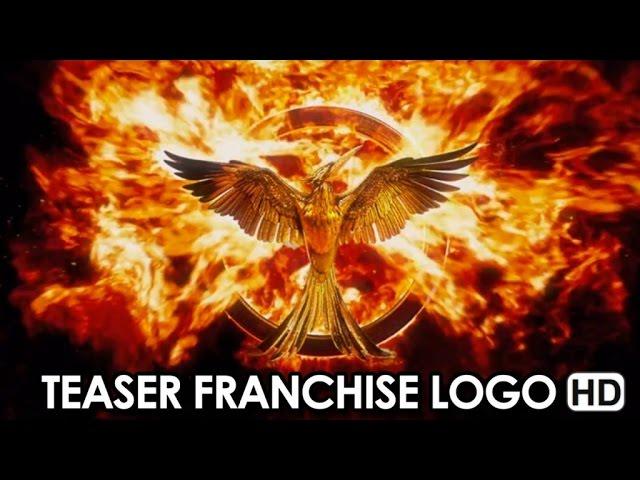 The Hunger Games: Mockingjay Part 2 Teaser Franchise Logo 'Remember' (2015) HD