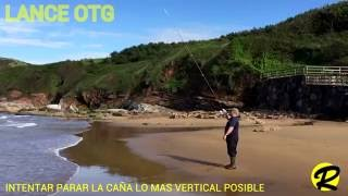 Lances de Surfcasting