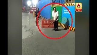 Sachin Tendulkars video of playing cricket in a Ba