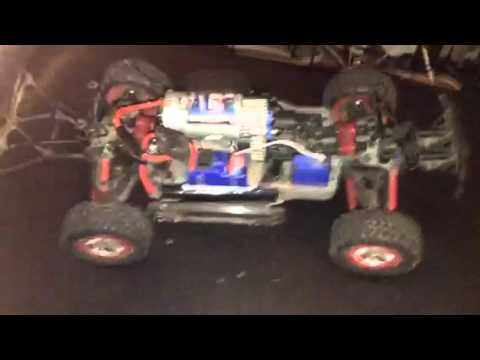 1:16 traxxes slash review and bo2 2x xp give away