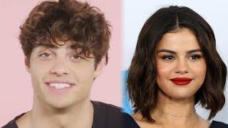 Download Lagu Noah Centineo Reveals MASSIVE Crush on Selena Gomez Gratis STAFABAND