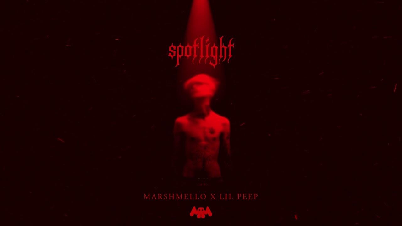 Marshmello x Lil Peep - Spotlight [Official Audio]