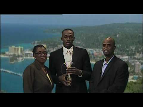 Usain Bolt - Laureus World Sportsman of the Year 2010