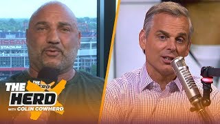 Jay Glazer reveals his NFL Draft predictions and potential surprises  NFL  THE HERD