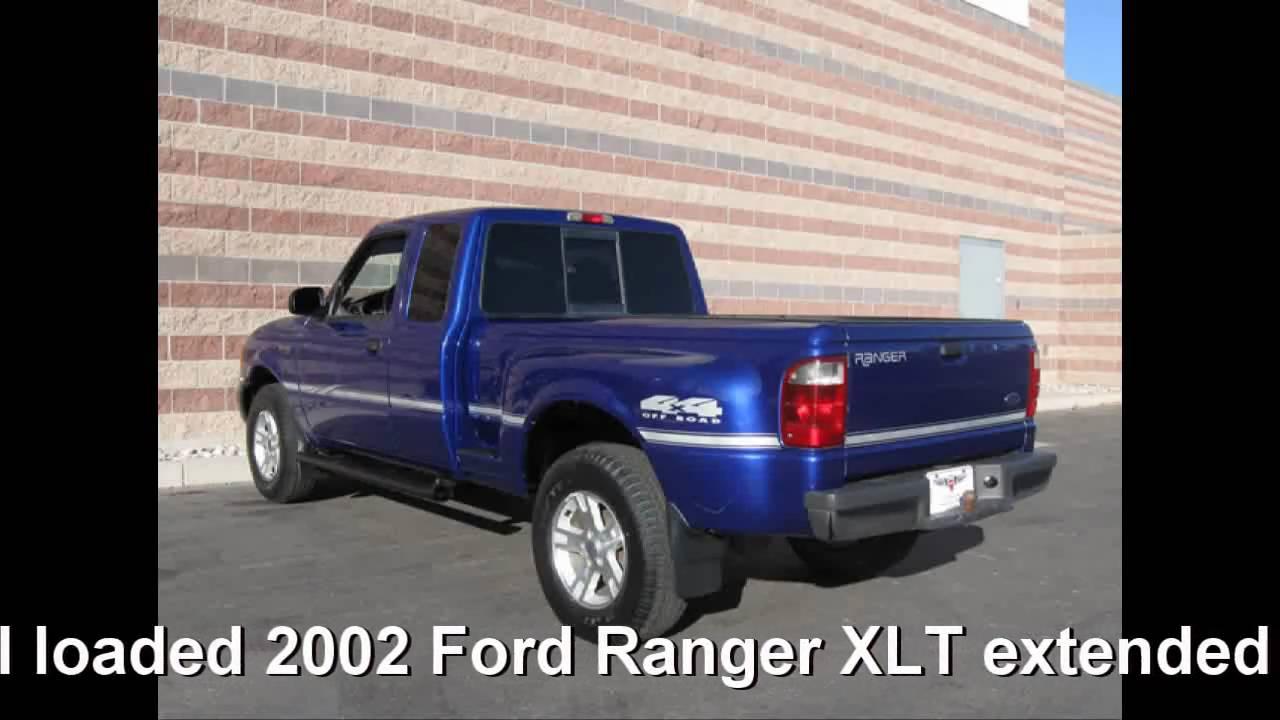 2002 ford ranger xlt supercab 4 0 flareside 4wd 29522. Black Bedroom Furniture Sets. Home Design Ideas