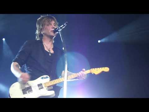 Goo Goo Dolls - Fallin' Down [Buffalo 7.29.11]