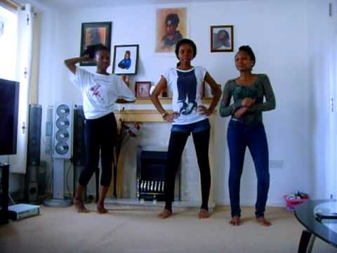 Beyonce Lets Move (move Your Body Dance) video