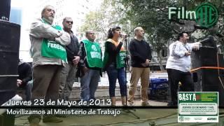 20130523 Movilización a trabajo impugnaciones