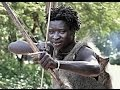 Lagu afrikalı kabileler mızrak okla aslan su aygırı fil antilop boğa avlıyor +18 manyak bişi