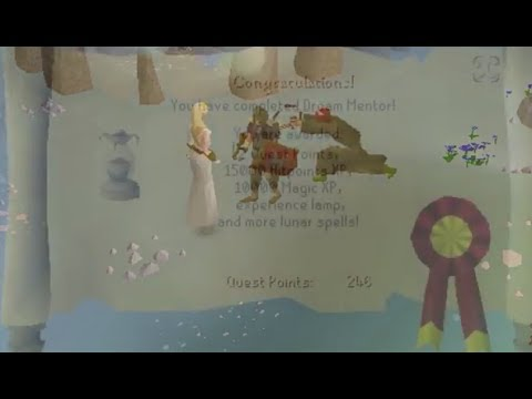 All RuneScape 2007 Quest REWARDS!