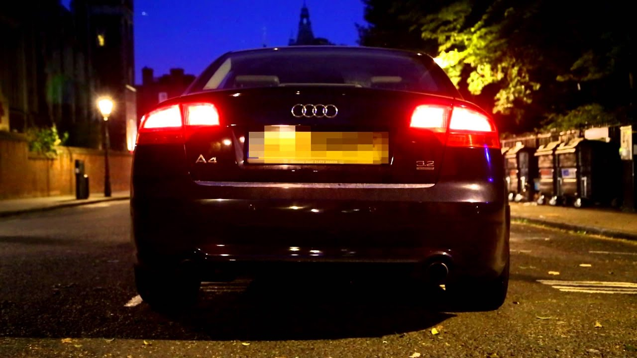 2006 Audi A4 3 2 V6 Fsi Quattro Stock Engine Exhaust