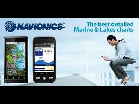 Navionics Boating US & Canada iOS App Review