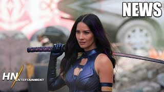 "Olivia Munn Was Frustrated By ""Lack of X-Men Knowledge"" From Singer & Kinberg"