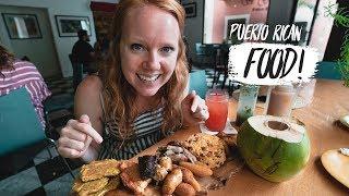 Cruise Day 2: Americans Try PUERTO RICAN FOOD! + Exploring San Juan (MSC Cruises on MSC Seaside)