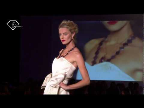 fashiontv | FTV.com - Chris Aire Hollywood Glamour Collection Spring 2011 Preview