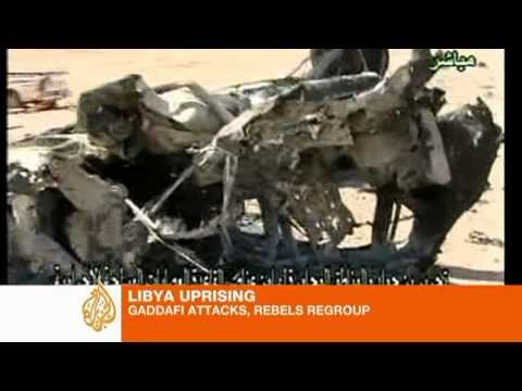 Video shows Libya army 'executions'