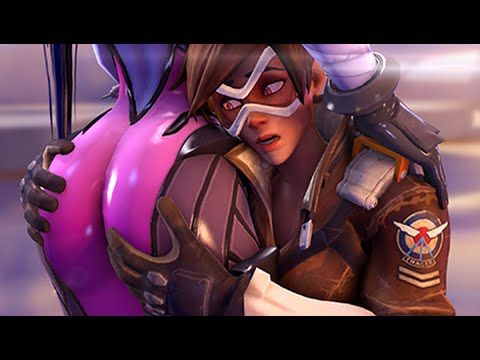 OVERWATCHING THAT BOOTY! | Overwatch thumbnail