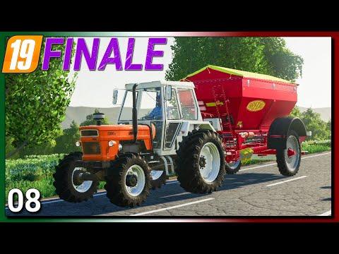 LS19 FINALE 🇮🇹 Jetzt mit Kalkstreuer   Landwirtschaft in Italien [s2e8]