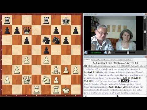 ChessBase TV Austria - 9. Sendung, 07/2014