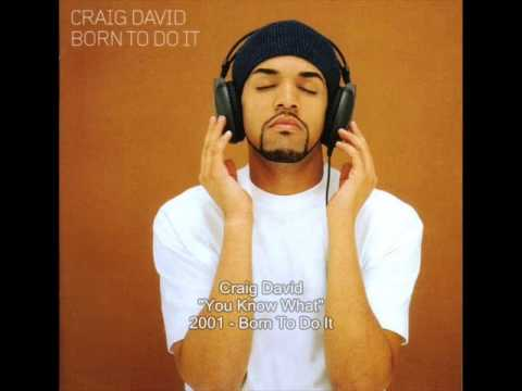 Craig David - You Know That